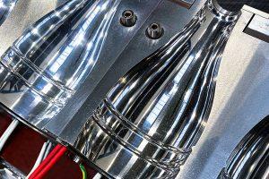 beer bottle hot filling line machinery