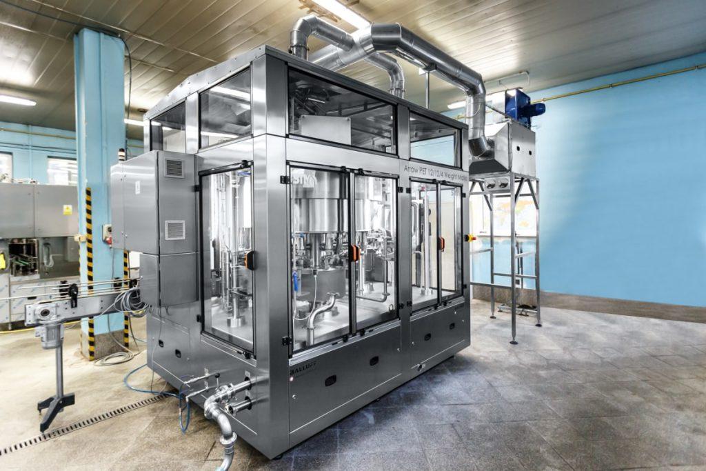 Machines de la série WeightMatic