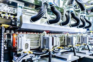 recuperation system blow molding machines